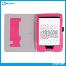Magnetic Auto Sleep Leather Ebook Case Cover for Amazon Kindle Paperwhite 2014 6""