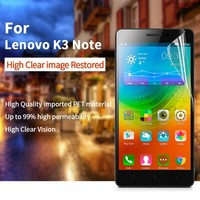 New Top High Clear Transparent Screen Protector for Lenovo k3 note music lemon