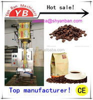 Back /pillow seal 500gr-1000gr Automatic Coffee Pod/Bean Packaging/Packing Machine