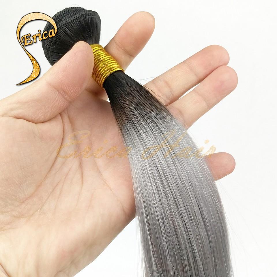 ombre black platinum hair weaving (6).jpg