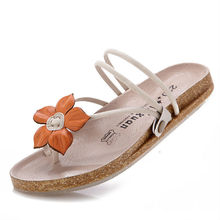2015 best selling reasonable price leather kolhapuri women chappals