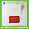 Custom Printed Plastic Gift Card With Card holder/FM11RF08 / FM08 / F08 RFID Card