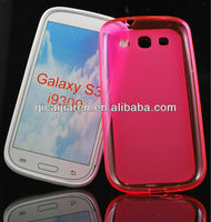 mobilephone pudding case for Samsung galaxy s3/i9300