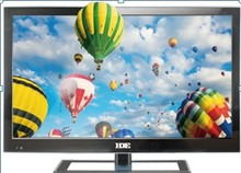 cheap flat screen tv 24 inch with wholesale price &scart mini tv box
