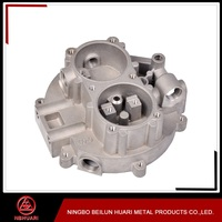 Fine appearance factory directly split air conditioner spare part Aluminum Die Casting