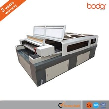 New products CO2 laser cut machine with cover
