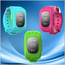 Sport gps tracker hand wrist gps watch 2015 gps tracker with customized design