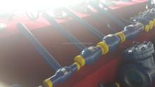 Extension Stem Buried Welded Ball Valve