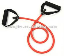 resistance tubing fitness equipment