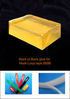 strong lamination coclorless PVC tape glue