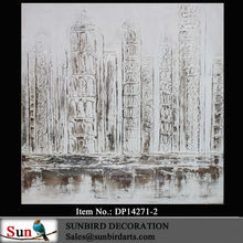 Fashional handmade wall oil painting on canvas