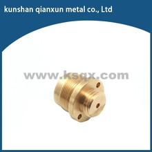 Complex precise milling parts for equipment
