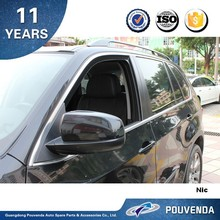 Chrome window side moulding trims for BMW X5 E70 2007+ window trim (10pcs) Auto accessories from Pouvenda