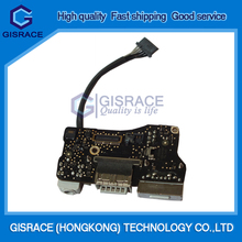 "Original For Macbook Air 13"" A1466 DC Power Audio Board 820-3214-A MD231 MD232 2012"