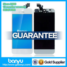 Best quality competitive price assembly replacement for iphone 5c lcd