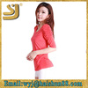 cotton blouse wholesale,women blouse long sleeve,striped tunic