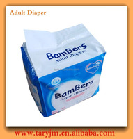 New Style Baby Print Adult Diapers