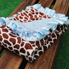 2014 vendita calda 28% di sconto cinese prodotto 100% maglia coperta patchwork bambino per la vendita al dettaglio