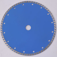 Segment hot press diamond car steering wheel cover