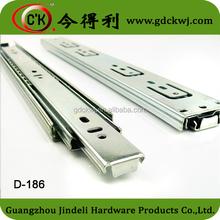 Usage in cabinet mini ball bearing drawer slides hanging drawer slide