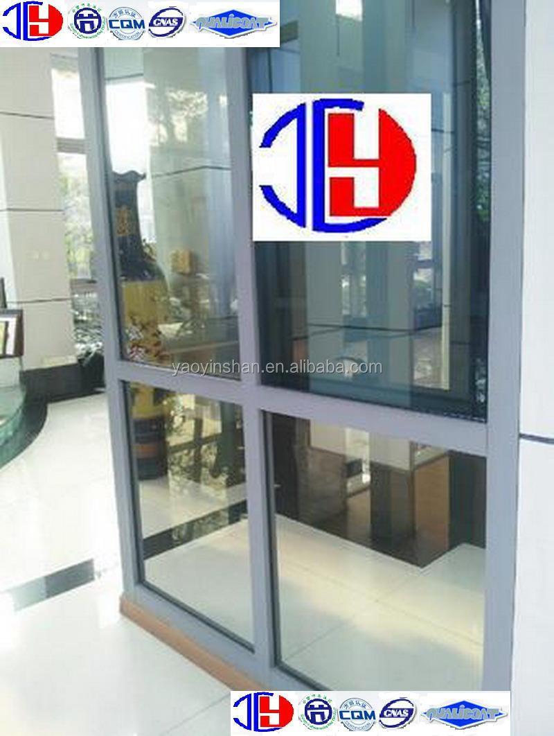 smg120 s rie cadre double mur rideau de verre cadre en aluminium de mur rideau de verre. Black Bedroom Furniture Sets. Home Design Ideas