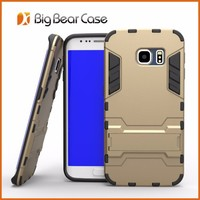 Factory kickstand mobile phone cover for Samsung Galaxy S6 edge case G925F
