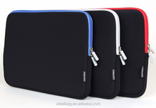 Hot sale neoprene Laptop sleeve and tablet sleeve with zipper