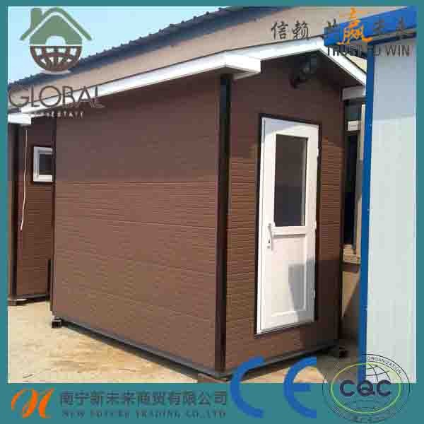 New Design Outdoor Portable Movable Toilet Prefab