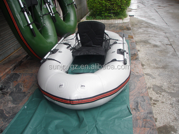 2016 hot sale new product mini fly fishing boat float tube for Fly fishing raft for sale