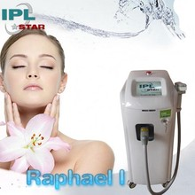 Long Pulse 1064 nm Nd yag laser machine for hair removal and vascular removal treatment