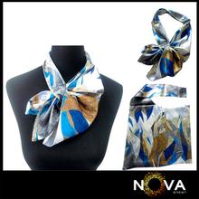 Fashion satin magic scarf magic scarf sale 2012