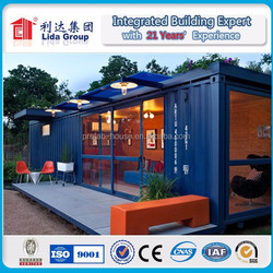 prefab container office, container camp / Container House Price
