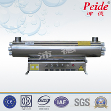 Manual / automatic / Pneumatic cleaningThe tank uv sterilizer