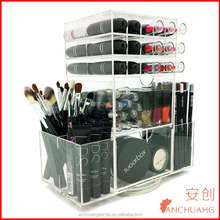 Rotating Acrylic Lipstick Cosmetic/Makeup Organizer/Holder
