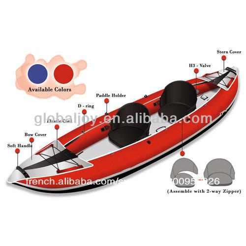 Hot vente bateau de p che gonflable kayak pour la vente bateaux d 39 aviron - Vente bateau gonflable ...