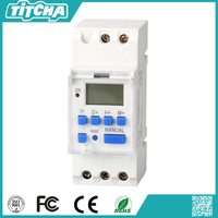 TH-192 B time switch electrical socket timer