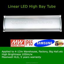 2014 Top selling IP65 120cm 150W LED High Lumen LED Industrial High Bay Light Patent Design