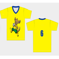 blank custom chirdren sublimated bronco football uniforms