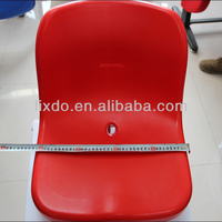 Outdoor HDPE cheap stadium seat