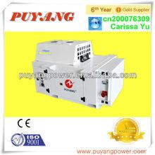 15kW Reefer generator mounted on flat car