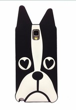 Animal Silicone Case for Mobile Phone
