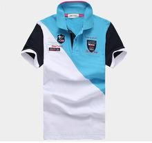 2014 Fashionable import cotton childrens golf shirts