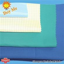 2015 New cotton blend antifire antistatic fabric
