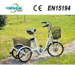 three wheel electric cargo