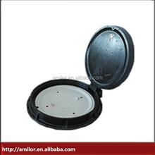 fiberglass waterproof vented manhole cover