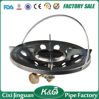 Made in China home use economic Iron gas stove for camping use CS-001