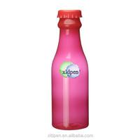 colorful Plastic Soda Bottles /Bpa Free Water Bottle