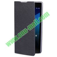 Leather Stand Case for Lenovo A706 from Factory Supplier