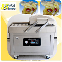 Shenhu DZ600/2C dual-chamber vacuum pack machines(T:008613524508515)