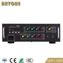 KPA-218S mini 30wx2 stereo key control karaoke amplifier